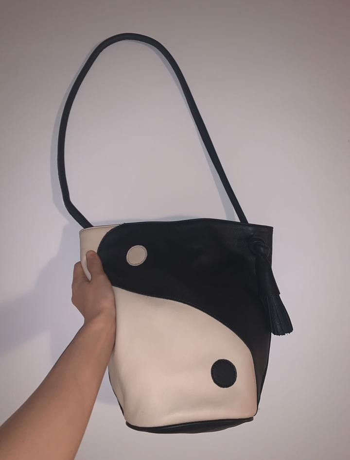 Yin and Yang bag from Paloma Wool - sustainable christmas gifts